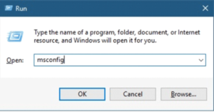 How to perform 'Clean Boot' in Windows 10