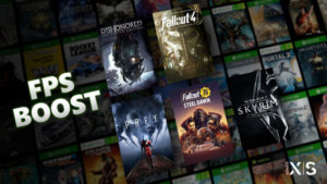 5 Bethesda Games Get FPS Boost on Xbox Series X|S