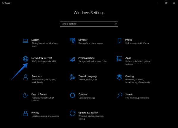 How to share File / Folder on your Local Network in Windows 10