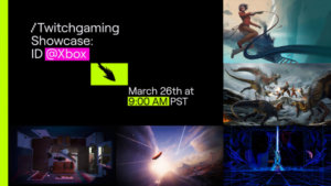 Microsoft Partners with Twitch on Indie Games Showcase