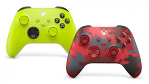Microsoft Introduces Two New Xbox Wireless Controllers