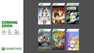 Microsoft Announces More Xbox Game Pass Titles for April