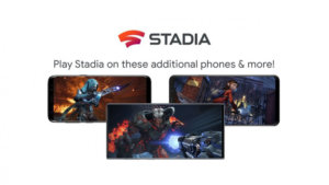 More Problems for Stadia