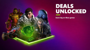 Xbox is Hosting a Summer Games Sale