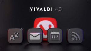 Vivaldi 4.0 Arrives with Betas of Mail, Calendar, and Feed Reader