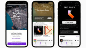 Apple Podcasts Subscriptions are Now Available