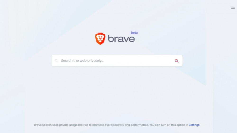 Brave Launches a Search Engine