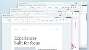 Microsoft Releases Visual Refresh of Office for Windows