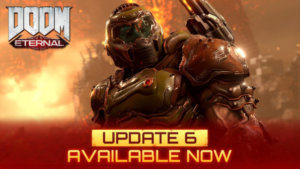 Doom Eternal is Now Optimized for Xbox Series X|S