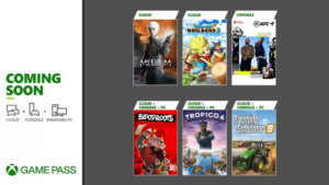 Microsoft Announces More Xbox Game Pass Titles for July