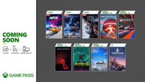 Microsoft Reveals More Game Pass Titles for August