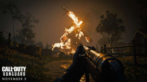 Activision Announces Call of Duty: Vanguard