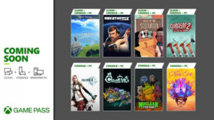 Microsoft Announces First Game Pass Titles for September